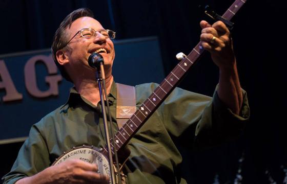 Roy Zimmerman Concert - April 22